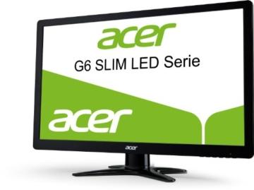 Acer G226HQLIBID 55,9cm (21,5 Zoll) Monitor (VGA, DVI, HDMI, 2ms Reaktionszeit) schwarz - 2