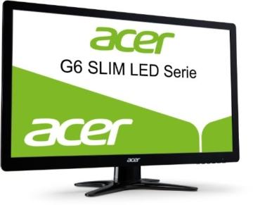 Acer G226HQLIBID 55,9cm (21,5 Zoll) Monitor (VGA, DVI, HDMI, 2ms Reaktionszeit) schwarz - 3