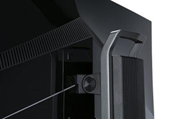Acer Predator X34 (X34bmiphz) 87 cm (34 Zoll) Curved Monitor (Displayport, HDMI, USB 3.0, UltraWide QHD Auflösung 3,440 x 1,440, 4ms Reaktionszeit, NVIDIA G-Sync, Lautsprecher, EEK C) silber/schwarz - 14