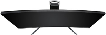 Acer Predator X34 (X34bmiphz) 87 cm (34 Zoll) Curved Monitor (Displayport, HDMI, USB 3.0, UltraWide QHD Auflösung 3,440 x 1,440, 4ms Reaktionszeit, NVIDIA G-Sync, Lautsprecher, EEK C) silber/schwarz - 4