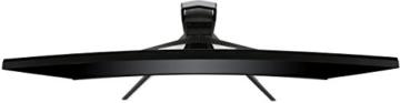 Acer Predator X34 (X34bmiphz) 87 cm (34 Zoll) Curved Monitor (Displayport, HDMI, USB 3.0, UltraWide QHD Auflösung 3,440 x 1,440, 4ms Reaktionszeit, NVIDIA G-Sync, Lautsprecher, EEK C) silber/schwarz - 5