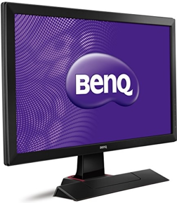 BenQ RL2455HM 61 cm (24 Zoll) LED-Monitor (Full HD, HDMI, DVI, VGA, 1ms Reaktionszeit) schwarz - 7