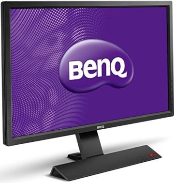 BenQ RL2755HM 68,58 cm (27 Zoll) Monitor (Full HD 1.920 x 1.080, 2x HDMI, DVI, VGA, 1ms Reaktionszeit) schwarz - 3