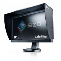 Eizo CG277-BK 68 cm (27 Zoll) Monitor (HDMI, 6ms Reaktionszeit) schwarz - 1