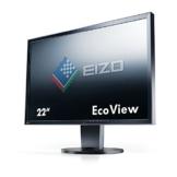 Eizo EV2216WFS3-BK 55,8 cm (22 Zoll) Monitor (VGA, DVI, USB, 5ms Reaktionszeit) schwarz - 1