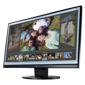 Eizo EV2450-BK 60 cm (23,8 Zoll) Monitor (DisplayPort, DVI-D, HDMI, D-Sub, USB 3.0, 5ms Reaktionszeit) schwarz - 5