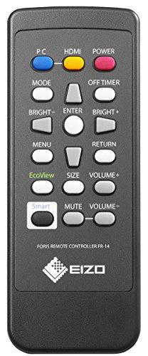 Eizo FS2434-BK 60,96 cm (24 Zoll) LED-Monitor (HDMI, 4,9ms Reaktionszeit) schwarz - 7
