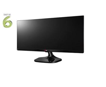 LG 29UM57-P 73,7 cm (29 Zoll) Monitor (HDMI, 5ms Reaktionszeit) - 2
