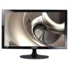 Samsung S24D300H 61 cm (24 Zoll) PC-Monitor (VGA, HDMI, 2ms Reaktionszeit) schwarz-glänzend - 1