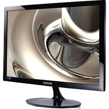 Samsung S24D300H 61 cm (24 Zoll) PC-Monitor (VGA, HDMI, 2ms Reaktionszeit) schwarz-glänzend - 2