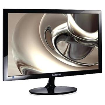 Samsung S24D300H 61 cm (24 Zoll) PC-Monitor (VGA, HDMI, 2ms Reaktionszeit) schwarz-glänzend - 4