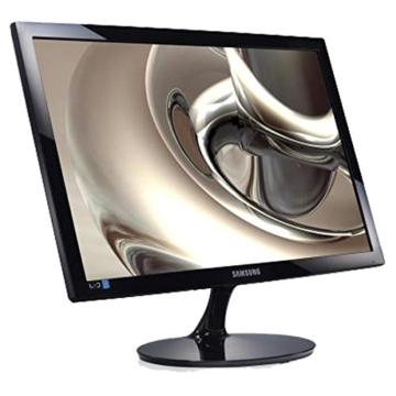 Samsung S24D300H 61 cm (24 Zoll) PC-Monitor (VGA, HDMI, 2ms Reaktionszeit) schwarz-glänzend - 5
