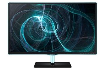 Samsung S24D390HL 59,94 cm (24 Zoll) LED PC-Monitor (VGA, HDMI, 5 ms Reaktionszeit) schwarz - 1