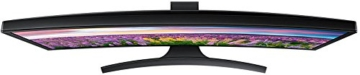 Samsung S27E510C 68,58 cm (27 Zoll) LED Curved Monitor (HDMI, D-Sub, 1.920 x 1.080 Pixel, 60 Hz Wiederholungsfrequenz, 4ms Reaktionszeit) schwarz - 5