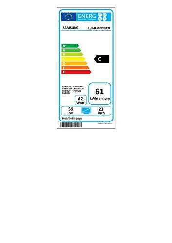 Samsung U24E590D 59,94 cm (23,6 Zoll) Monitor (HDMI, 4 ms Reaktionszeit) schwarz - 3