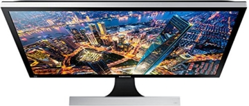 Samsung U24E590D 59,94 cm (23,6 Zoll) Monitor (HDMI, 4 ms Reaktionszeit) schwarz - 5