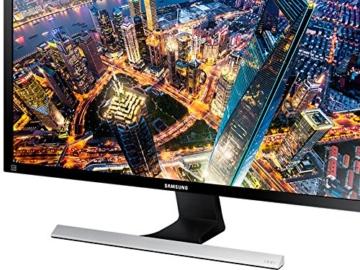 Samsung U24E590D 59,94 cm (23,6 Zoll) Monitor (HDMI, 4 ms Reaktionszeit) schwarz - 6