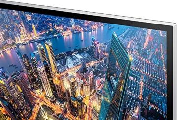 Samsung U24E590D 59,94 cm (23,6 Zoll) Monitor (HDMI, 4 ms Reaktionszeit) schwarz - 8